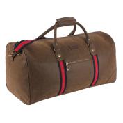 Kangol Antique Holdall Brown Carryall Duffle Bag