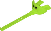 Under Armour AirPro Lip Shield Mouthguard, Hyper Green