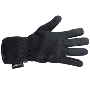 Fleece Gloves WOOLF with Thinsulate by Alpidex Finger Gloves with Thinsulate Filling Unisex Touch Function