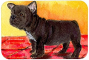 "Caroline's Treasures SS8869JCMT ""French Bulldog"" Kitchen or Bath Mat, 60cm by 90cm , Multicolor"