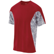 Holloway Youth Dry Tidal Shirt Semi-Fitted