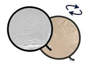 Lastolite by Manfrotto Reflector - 50.8 cm, 20 inch, Sunlight/Soft Silver