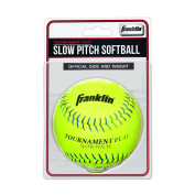 Franklin Sports Tournament Play Slow Pitch Softball, 30cm