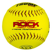 1 Dozen Trump X-rock ASA 30cm Softballs - 44cor/.375 Compression
