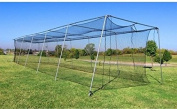 Cimarron Sports Cimarron 55x14x12 #24 Twisted Batting Cage Net Only
