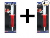Unique Sports Ball Doctor Leak Flat Fix Repair Kit, Basketball Football