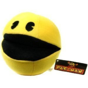 PACMAN 3 SOFT TOY GENUINE licenced UK DISPATCH by Pac Man