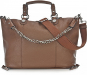 George Gina & Lucy Women's Shoulder Bag brown Cognac