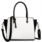 Plover's Bag PU Leather Handbag Carry-on Bags Shoulder Bags Cross-body Bags