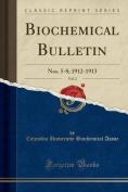 Biochemical Bulletin, Vol. 2