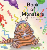 Book of Monsters ABC Dyslexic Font