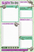 Sloth Notepad (to Do List)