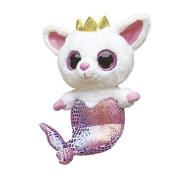 Aurora World 13cm Yoohoo and Friends Pammee Mermaid (Pink) by Aurora