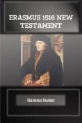 Erasmus 1516 Greek and Latin New Testament