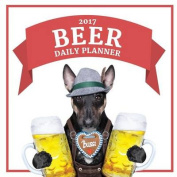 2017 Beer Daily Planner