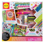 ALEX Toys Craft Groovy Scrapbook by ALEX Toys