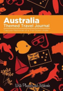 Australia Themed Travel Journal