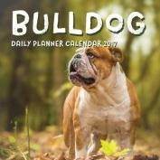 Bulldog: Daily Planner 2017