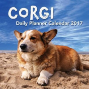 Corgi: Daily Planner 2017