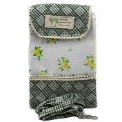 Leben Lovey Women's Casual Mini Cross-body Shoulder Bag Coins Cards Purse Wallet Bag