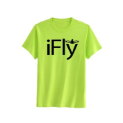Chosen Bows Neon Yellow iFly T-Shirt