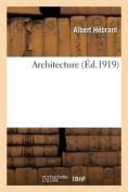 Architecture (Arts) [FRE]