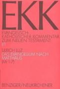 Das Evangelium Nach Matthaus (MT 1-7)  [GER]