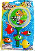 Dive N Grab Tropic Reef Scrambler Pool Toy,fun Pool Toy,dive Toy by Grab N' Dive