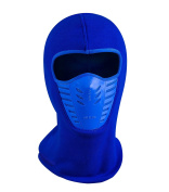 Zerdocean Winter Fleece Warm Full Face Cover Anti-dust Balaclava Windproof Ski Mask