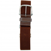 Champro Elastic Baseball Belt with 3.8cm Leather Tab