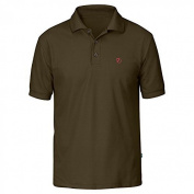Fjällräven Crowley Pique Men's Polo Shirt Short Sleeves