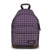 Eastpak Wyoming Backpack, 24 L, Checksange Purple