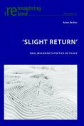 `Slight Return'