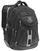 Eliox Backpack multi-coloured black
