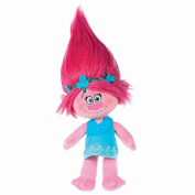 Trolls - Plush toy princess Poppy 38 cm, pink hair