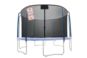 Trampoline Replacement Safety Net for Top Ring Enclosure System, By Upper Bounce -NET ONLY