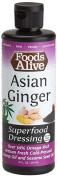 Superfood Dressing, Asian Ginger, 90% Organic, 240ml