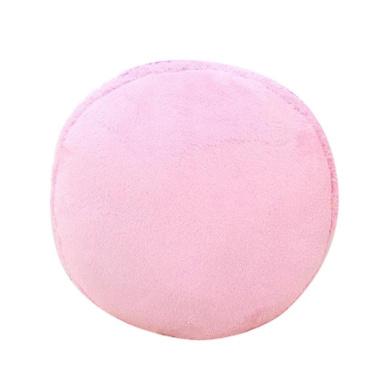 Pillow ,Dirance(TM) Home Decor Throw Macarons Pillow Cushion Plush Naps Hand Warmer Toy (Pink)
