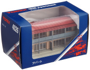N gauge structure apartment 4026