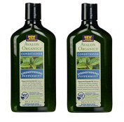 Avalon Organics Peppermint Revitalising Conditioner 330ml