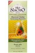 Tio Nacho Mexican Herb Hair Strengthening Conditioner with Royal Jelly, Ginseng, Aloe Vera, Wheat, Jojoba, 410ml