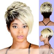 GLORIA (FA Fashion) - Heat Resistant Fibre Full Wig in SOM7003