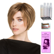 Java by Ellen Wille, Wig Galaxy Hair Loss Booklet, Shampoo, Conditioning Spray, Flexible Spray, HD Smooth Detangler, Wig Cap, & Wide Tooth Comb (Bundle - 8 Items), Colour Chosen