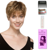 Bo Mono by Ellen Wille, Wig Galaxy Hair Loss Booklet, 60ml Travel Size Wig Shampoo, Wig Cap, & Wide Tooth Comb (Bundle - 5 Items), Colour Chosen