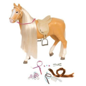 Our Generation 50cm Horse - Lusitano Hair Play