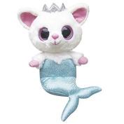 Aurora World 13cm Yoohoo and Friends Pammee Mermaid (Blue) by Aurora