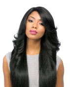 [Lace Front Wig]Sensationnel Empress Synthetic Custom Lace Front Edge Wig-Perm Wedge-New