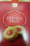 Peek Freans Fruit Crème 300g310ml {Imported from Canada}