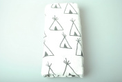 Muslin Swaddle Blankets(one pack)- Bamboo & cotton -Softest Muslin Receiving Blankets - Unisex