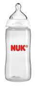 NUK 3 Piece Clear Bottles, 300ml